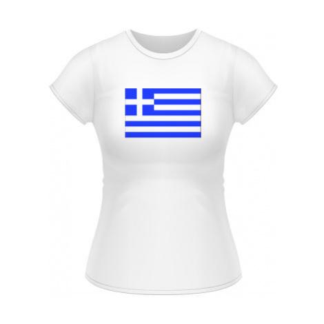 Dámské tričko Classic Řecko