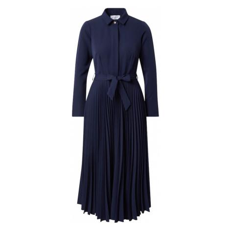 Closet London Košilové šaty námořnická modř