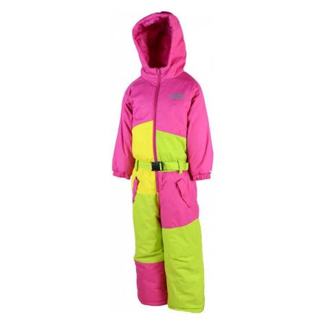 overal zimní lyžařský, Pidilidi, PD1027-01, holka