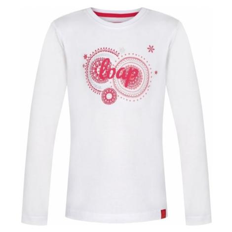 ARISKA children's t-shirt white LOAP