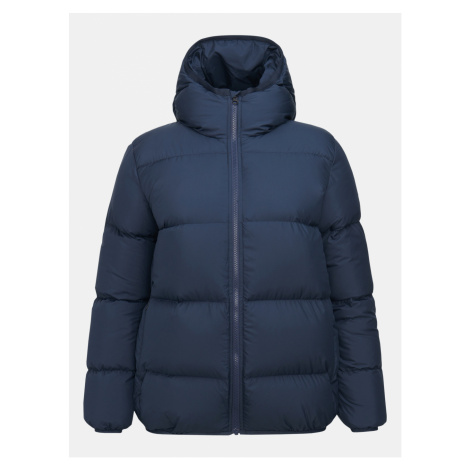 Bunda Peak Performance W Rivel Puffer - Modrá