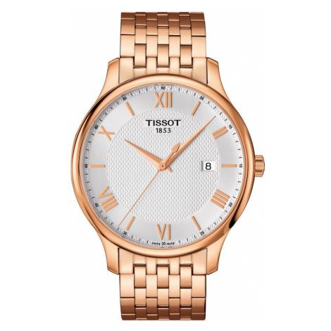 Tissot Tradition Quartz T063.610.33.038.00