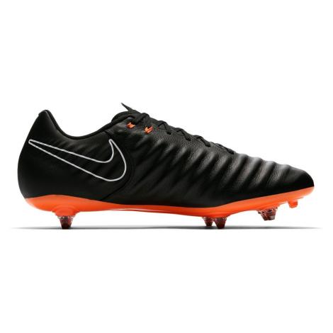 Kopačky Nike Tiempo Legend VII Academy SG Černá / Oranžová