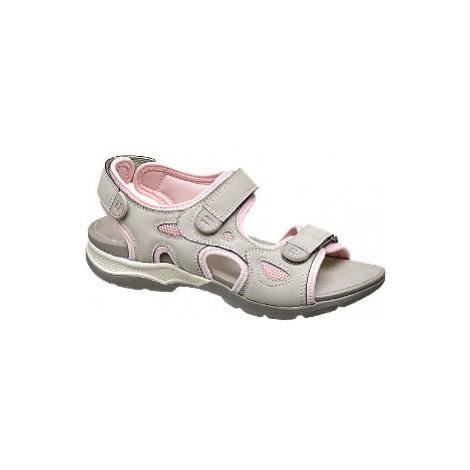 Béžové sandály Landrover