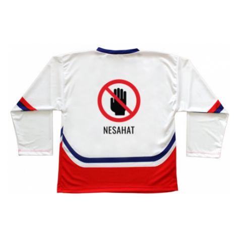 Hokejový dres ČR Nesahat