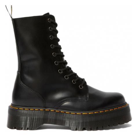 Dr. Martens Jadon Hi Leather Platform Boots černé DM25565001 Dr Martens