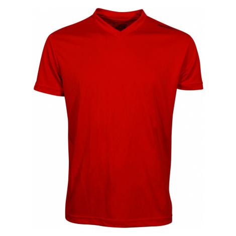 NEWLINE BASE COOL Pánské běžecké tričko 14614-04 Červená