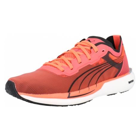 PUMA Běžecká obuv černá / pink