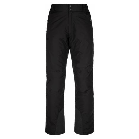 KILPI Pánské lyžařské kalhoty GABONE-M NM0040KIBLK Černá