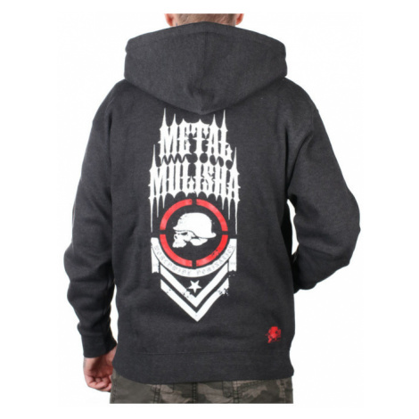 METAL MULISHA SPINE ZIP UP