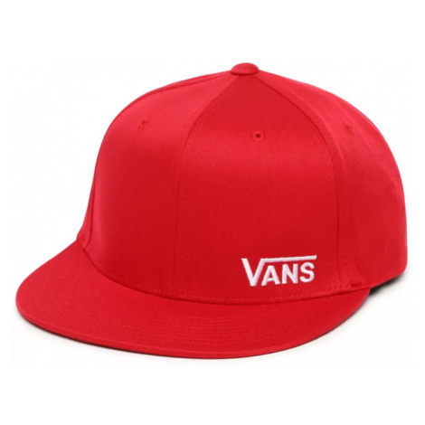 Vans Mn Splitz Racing Red červené VN000CFKIZQ