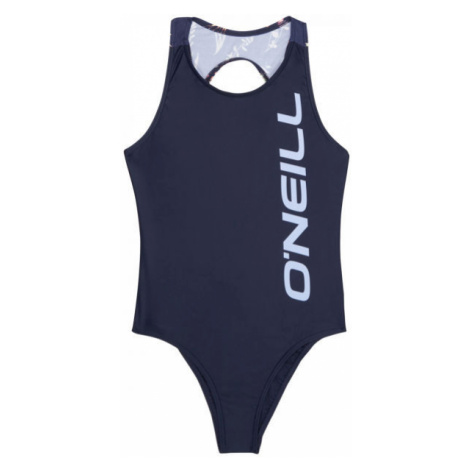 O'Neill PG SUN & JOY SWIMSUIT tmavě modrá - Dívčí jednodílné plavky