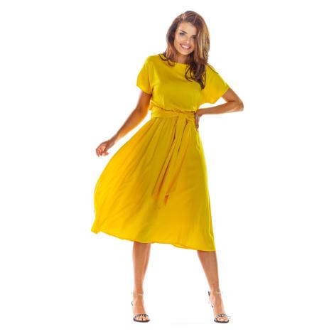 Dámské šaty Awama A296