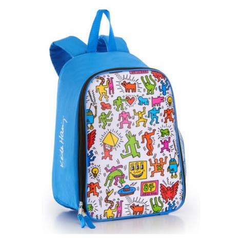 Gio'Style Chladící batoh Gio Style Keith Haring 14l Barva: modrá