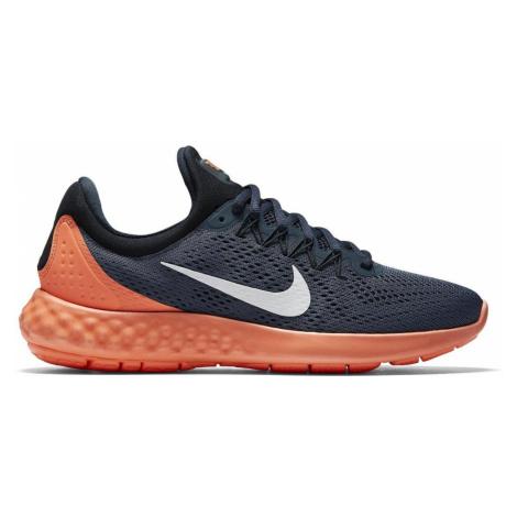 Běžecká obuv Nike Lunar Skyelux Černá / Oranžová