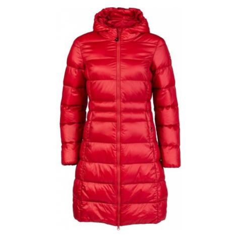 Willard MAJANDA červená - Dámský kabát