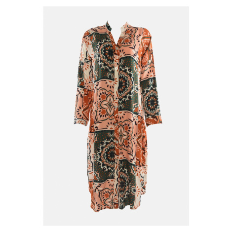 Trendyol Multi Color Shirt Dress