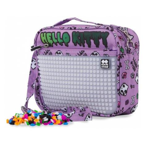 Pixie Crew taška přes rameno PXB-09 Hello Kitty fialová