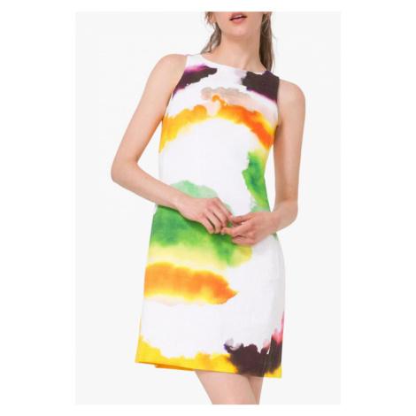 Batikované šaty 72V2WW4/1000 Desigual