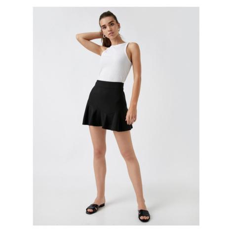 Koton Women's Black Skirt