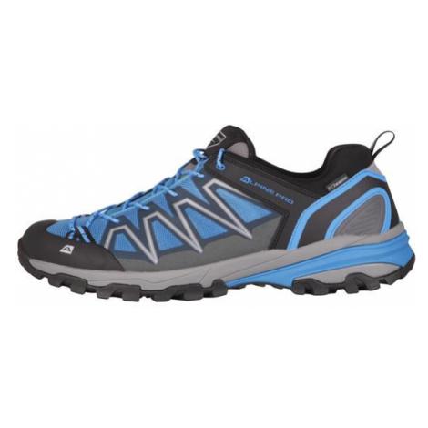 Lobene modrá outdoorová obuv s antibakteriální stélkou