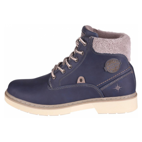 Dámská kotníková obuv Alpine Pro LUTAKA - tmavě modrá