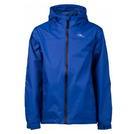 Lewro KIARAN modrá - Dětská šusťáková bunda