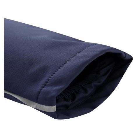 Dětské softshellové kalhoty Alpine Pro OCIO INS. - tmavě modrá