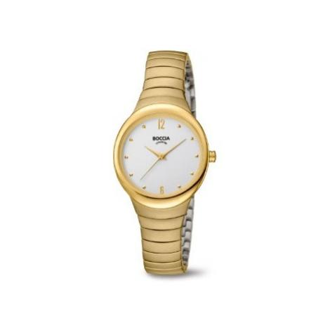 BOCCIA 3307-02, Dámské náramkové hodinky Boccia Titanium
