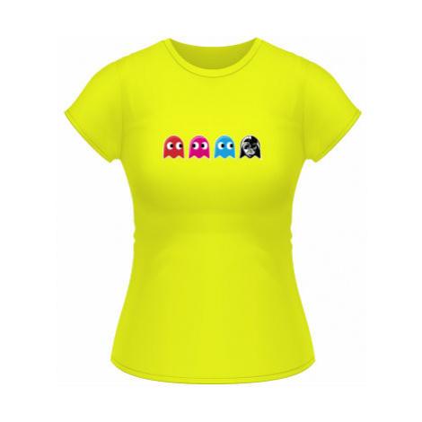 Dámské tričko Classic Pacman Star Wars