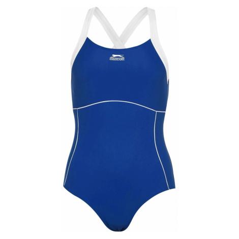 Dámské jednodílné plavky Slazenger X Back