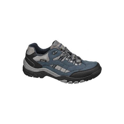 Modrá outdoorová obuv Landrover s TEX membránou