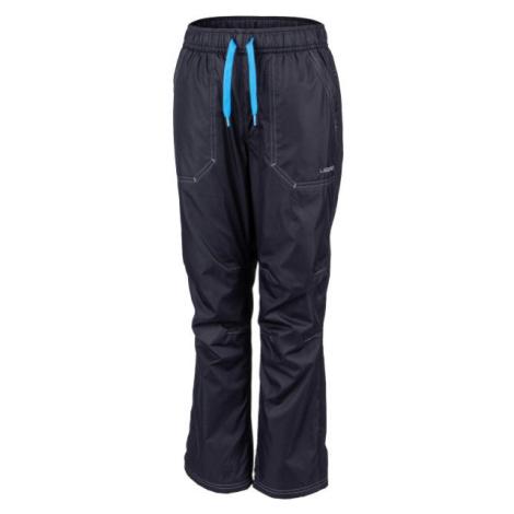 Lewro ZOWIE modrá - Dětské zateplené kalhoty