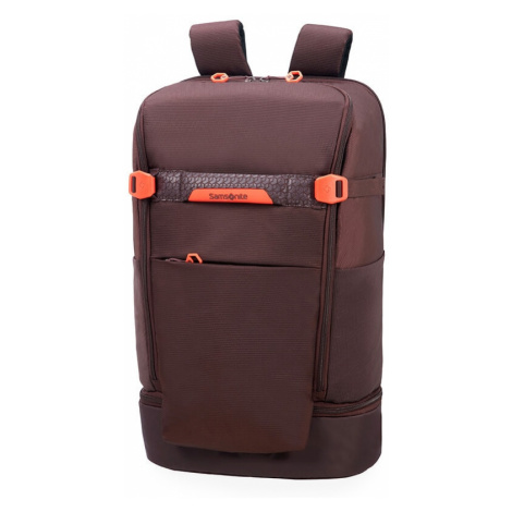 "Samsonite Batoh na notebook Hexa-Packs BP L Travel CO5 22 l 15.6"" - tmavě fialová"
