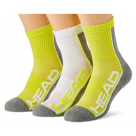 3PACK ponožky HEAD vícebarevné (791010001 004) S