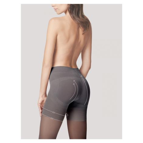 Dámské punčochové kalhoty Fiore Body Care Press Up M 5102 40 den light natural/odstín béžové