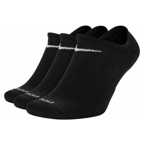 Ponožky Nike Everyday Plus Cushioned Černá / Bílá