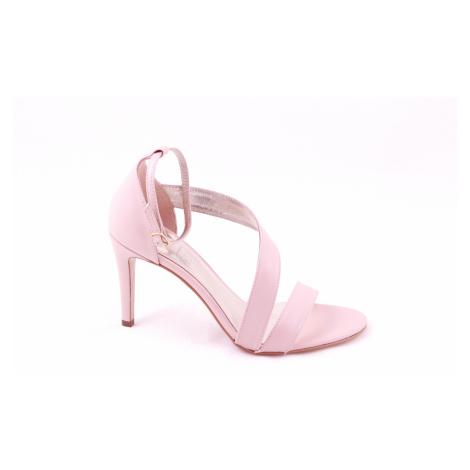 Sandál růžový V-3054
