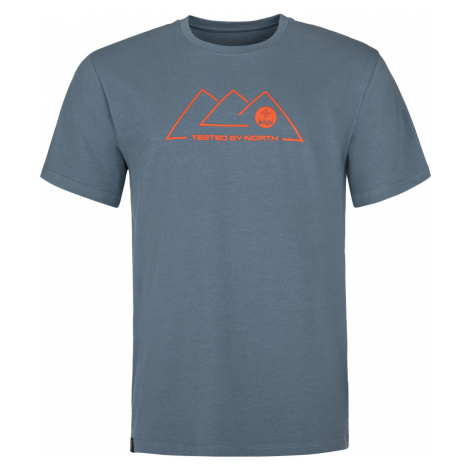 KILPI Pánské triko LANDECK-M MM0085KIBLU Modrá