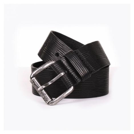 Pepe Jeans pánský černý pásek Alton