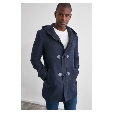 Trendyol Navy Blue Men's Coat