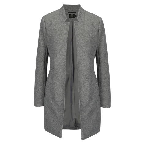 Only šedý lehký kabát Soho
