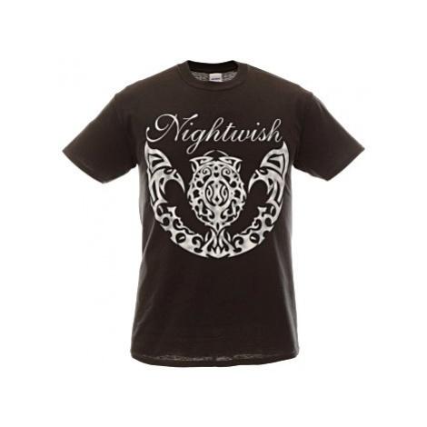 Triko Nightwish černé