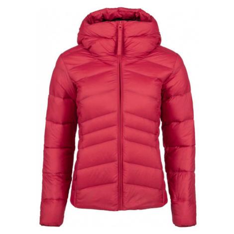 Columbia AUTUMN PARK DOWN HOODED červená - Dámská péřová bunda