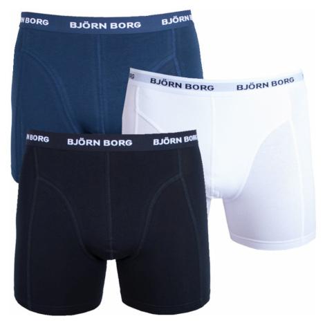 3PACK men's boxers Bjorn Borg multicolored (9999-1024-70101)