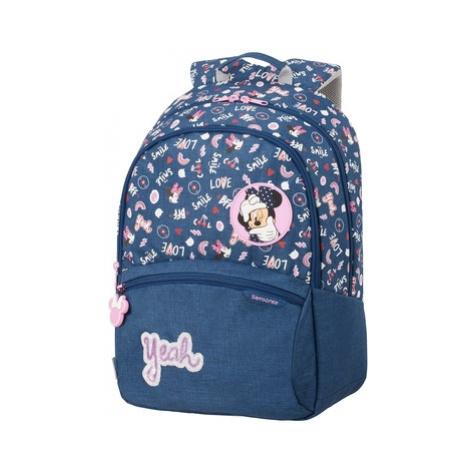 SAMSONITE Dětský batoh Color Funtime Disney Minnie Doodles, 31 x 18 x 42 (124789/8130)