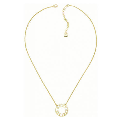 DKNY Fashion náhrdelník New York