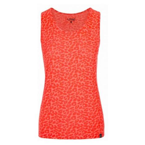 Loap BRELLA oranžová - Dámský top