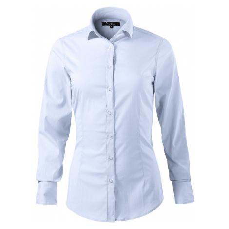 Malfini premium Dynamic Dámská košile s dlouhým rukávem 26382 světle modrá