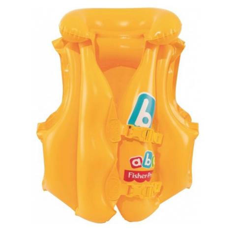 Bestway SWIM SAFE BABY VEST STEP B žlutá - Dětská nafukovací vesta